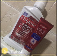 Colgate Optic White Anticavity Fluoride Toothpaste Luminous Mint uploaded by Julia V.