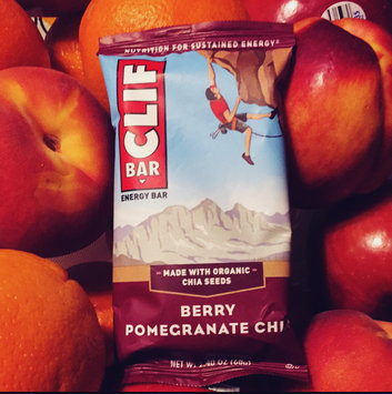 Photo of Clif Bar Berry Pomegranate Chia uploaded by Hannah F.