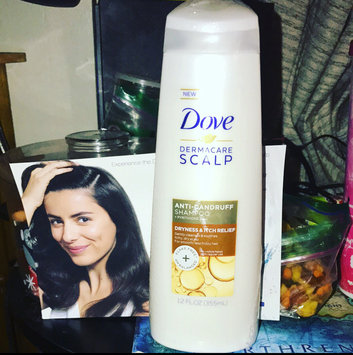Dove Dermacare Scalp Dryness & Itch Relief Anti-Dandruff Shampoo + Pyrithione Zinc uploaded by Audra P.