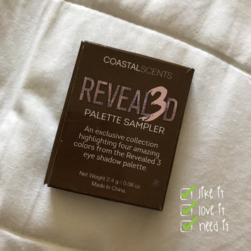 Photo of Coastal Scents Revealed 3 Palette uploaded by Rachel M.