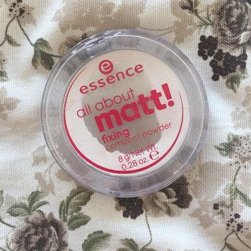 Photo of Essence All About Matt! Fixing Compact Powder uploaded by Lyuba⠀⠀⠀⠀⠀⠀ S.