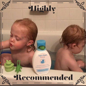 Photo of Live Clean® Baby Gentle Moisture Tearless Shampoo & Wash uploaded by Lydia K.