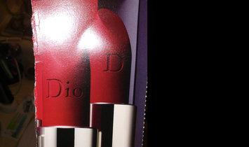 Photo of Dior Rouge Dior Lipstick 810 Distinct Matte 0.12 oz uploaded by Nicole M.