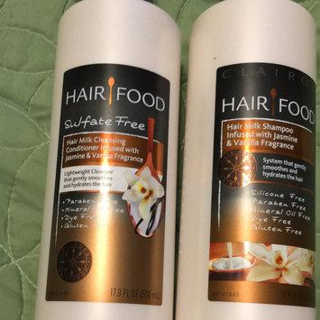Photo uploaded to Milky Clairol Hair Food Gluten Free Hair Milk Shampoo 17.9 fl oz by Heather F.