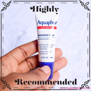 Aquaphor® Immediate Relief Lip Repair Lip Balm uploaded by Omobola B.