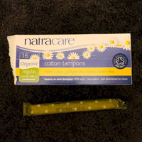 Natracare Organic All-Cotton Tampons with Applicator uploaded by Brittany A.