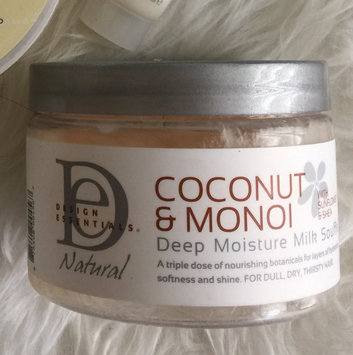 Photo of Design Essentials Natural Coconut and Monoi Deep Moisture Masque uploaded by Elizabeth K.