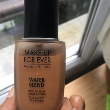 Photo of MAKE UP FOR EVER Water Blend Face & Body Foundation uploaded by Fernandes M.