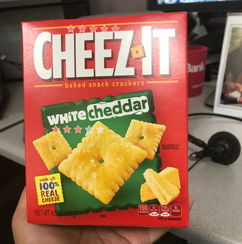 Photo of Cheez-It® Original Crackers uploaded by Dominique L.