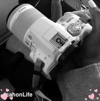 Canon Rebel SL1 18MP DSLR Camera w/ 18-55 STM & 75-300mm Lenses & Accs. uploaded by Brittany H.