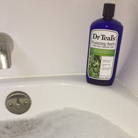 Dr. Teal's Relax & Relief Foaming Bath uploaded by Meg B.