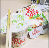 Nissin Chicken Flavor Soup, 2.25 oz, 12 ct uploaded by Tania R.