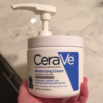Photo of CeraVe Moisturizing Cream uploaded by Cory T.