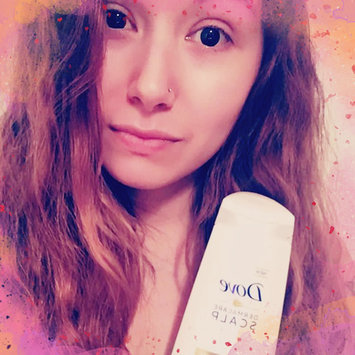 Dove Dermacare Scalp Dryness & Itch Relief Anti-Dandruff Shampoo + Pyrithione Zinc uploaded by Angela H.