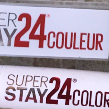 Maybelline Super Stay 24hr Ultimate Red Duo Lips - Amber Allure uploaded by Teresa C.