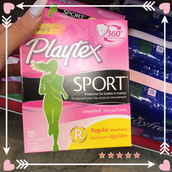 Photo of Playtex Sport Tampons uploaded by Glory M.
