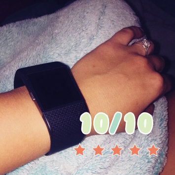 Photo of Fitbit Surge GPS Fitness Watch uploaded by Kelsey W.