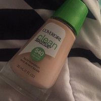 COVERGIRL Clean Sensitive Skin Liquid Foundation uploaded by Katelyn E.