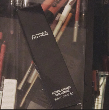 Photo of MAC Cosmetics Prep + Prime Natural Radiance uploaded by Aurora W.