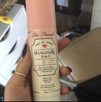 Too Faced Hangover 3-in-1 Replenishing Primer & Setting Spray 4 oz/ 120 mL uploaded by Heather S.