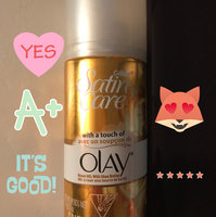 Gillette Satin Care Shave Gel with a Touch of Olay uploaded by Sara B.