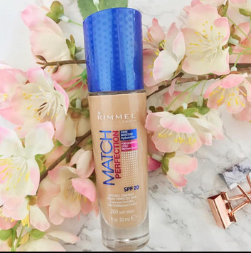 Photo of Rimmel Match Perfection Foundation (Various Shades) uploaded by Chloe D.