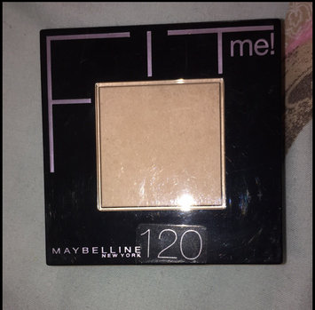 Maybelline Fit Me! Pressed Powder uploaded by Aiveen O.