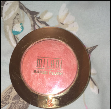 Milani Baked Powder Blush, Delizioso Pink 0.12 oz uploaded by Aiveen O.