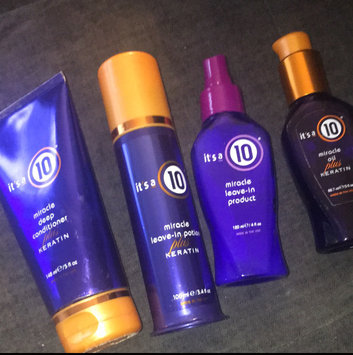 Photo of It's a 10 Miracle Leave In Potion Plus Keratin uploaded by Milyna f.