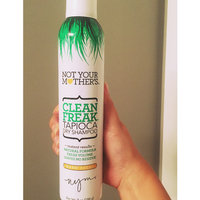 Not Your Mother's Clean Freak Tapioca Dry Shampoo uploaded by Kim K.