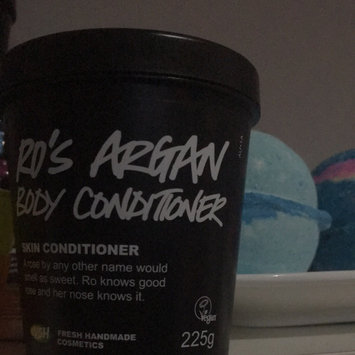 LUSH Ro's Argan Body Conditioner uploaded by Kassidy T.