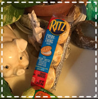 Nabisco Ritz Everything Crackers with Cream Cheese Filling Cracker Sandwiches 8-1.35 oz. Packs uploaded by Myshella D.
