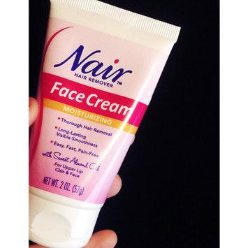 Nair Moisturizing Face Cream, 2 Ounce uploaded by Kansas B.