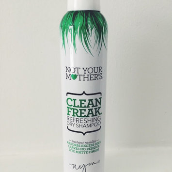 Not Your Mother's Clean Freak Unscented Dry Shampoo uploaded by Lauren K.