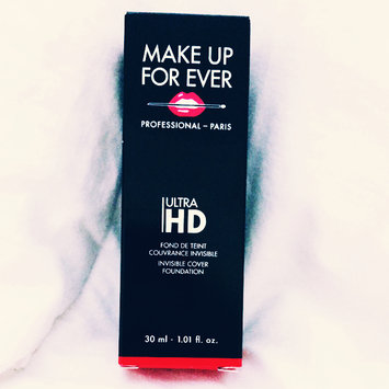 MAKE UP FOR EVER Ultra HD Foundation uploaded by Karissa N.