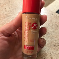 Rimmel London - 25Hour Lasting Finish Foundation - 200 Soft Beige 30ml uploaded by Melissa G.