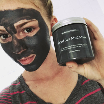 Photo of Pure Body Naturals Dead Sea Mud Mask uploaded by Kate C.