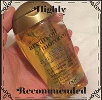 OGX Penetrating Hair Oil Renewing Argan Oil uploaded by Jenoé R.