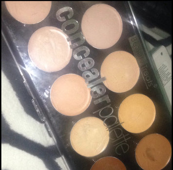 Photo of Beauty Treats Concealer Palette uploaded by Irma G.
