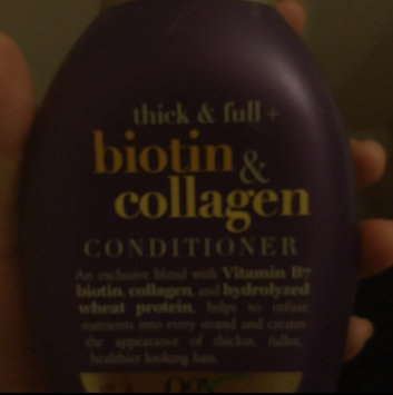 OGX® Biotin & Collagen Conditioner uploaded by Jennica S.