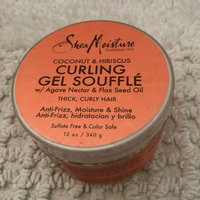 SheaMoisture Coconut & Hibiscus Curling Gel Soufflé uploaded by Jennifer M.