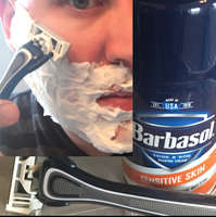 Barbasol® Sensitive Skin Thick & Rich Shaving Cream uploaded by Matthew S.
