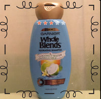 Garnier Whole Blends™ Hydrating Shampoo with Coconut Water & Vanilla Milk Extracts uploaded by Danielle S.