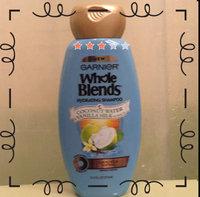 Garnier® Whole Blends™ Coconut Water & Vanilla Milk Extracts Hydrating Shampoo 12.5 fl. oz. Bottle uploaded by Danielle S.