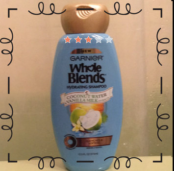 Photo of Garnier Whole Blends™ Hydrating Shampoo with Coconut Water & Vanilla Milk Extracts uploaded by Danielle S.