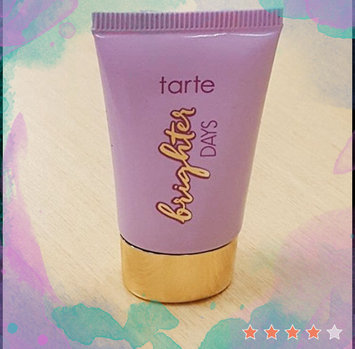 Photo of tarte Brighter Days Highlighting Moisturizer uploaded by Gabriela G.