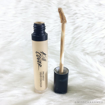 Photo of Clio Kill Cover Pro Artist Liquid Concealer uploaded by Charmane C.
