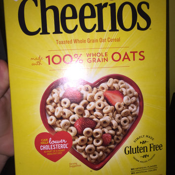 Photo of Cheerios General Mills Cereal uploaded by Codie A.