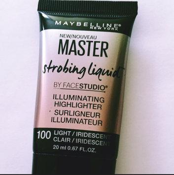 Maybelline Facestudio® Master Strobing Liquid™ Illuminating Highlighter uploaded by Sarah M.