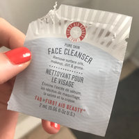 First Aid Beauty Face Cleanser uploaded by Anastasia M.